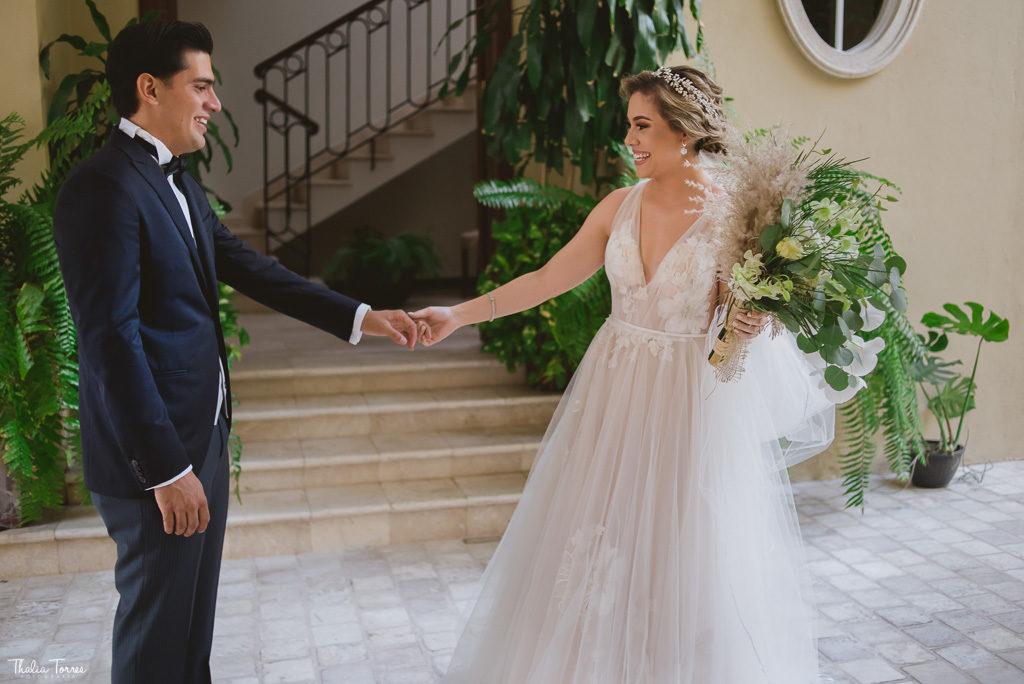 Primer encuentro Paola y Ricardo