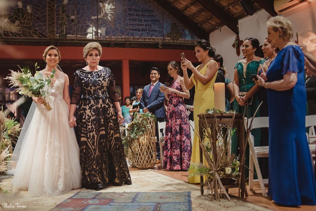 Ceremonia Religiosa Paola y Ricardo