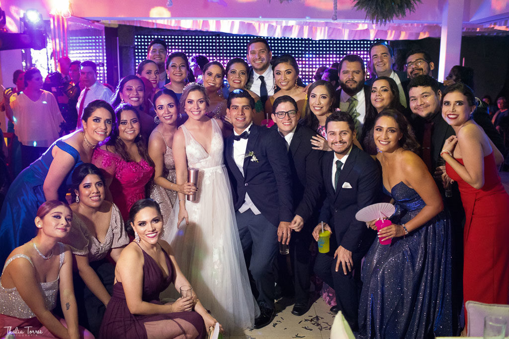 Wedding Day Paola y Ricardo